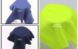 Vải mè xẹc thể thao (MX12111) - Nhiều màu sắc