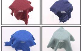 Vải bo ríp (BR09328) - Nhiều màu sắc - Khổ 1.6 mét
