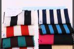 Vải châu tôn sọc (CTS19605) - nhiều màu sắc - khổ tầm 1.5/1.6 mét