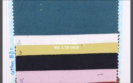 Vải cotton bột (CTB19626) - nhiều màu sắc - khổ tầm 1.5/1.6 mét