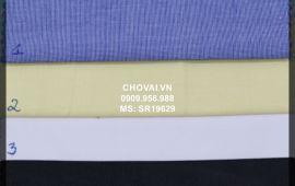 Vải Samrai (SR19629) - nhiều màu sắc -khổ tầm 1.5/1.6 mét