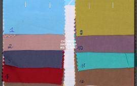 Vải tôn lụa (TL19607) - nhiều màu sắc - khổ tầm 1.5 mét