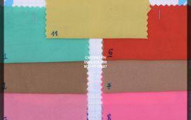 Vải voan thun (VT19607) - nhiều màu sắc- khổ tầm 1.5 mét