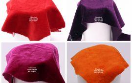 Vải Nhung (N19201) - nhiều màu sắc - khổ tầm 1.6 mét