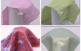 Vải Tơ Sóng (TS16908) - nhiều màu sắc - khôt tầm 1.6 mét