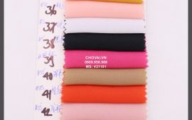 Vải voan chifon (V21101) - nhiều màu sắc - khổ tầm 1.5 mét