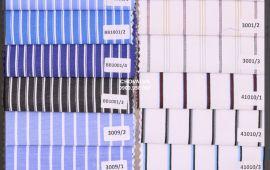 Vải Bamboo Sọc (BB10606) - nhiều màu sắc - khổ tầm 1.6 mét