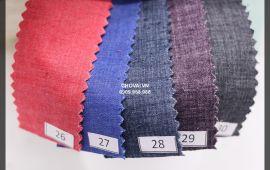 Vải Linen Tưng Ấn (LN13975) - nhiều màu sắc - khổ tầm 1.5 mét