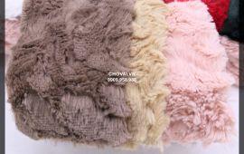 Vải Lông Hàng Đặt Nhập - Nhiều màu sắc - khổ tầm 1.5 mét