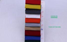 Vải Cotton Hàn Quốc