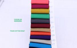 Vải Cotton Nhật